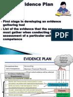 4 Preparing Evidence Plan