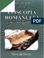Vasile Ursachi Episcopia Romanului Cercetari Arheologice