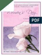 First SDA Church Women's Day Program