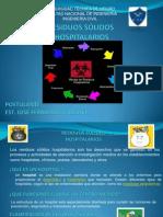 PRESENTACION GESTION DE RESIDUOS HOSPITALARIOS.pptx