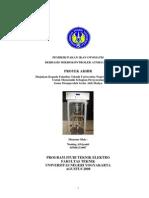 Laporan Tugas Akhir Pemberi Pakan Ikan Otomatis Berbasis Mikrokontroler Atmega8535 Nuning