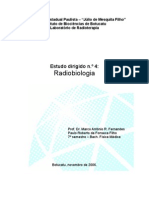 Lab. Radioterapia - Estudo dirigido n.º 4 - I Física Médica - Unesp (2006)