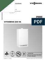 Vitodens 200-WB2B Md II