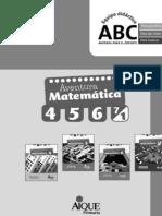 ABC AventuraMatematica4