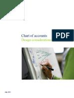 Chart of Accounts - Design Considerations