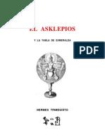 Asclepios y La Tabla de Esmeralda