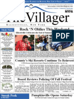 The Villager-Ellicottville