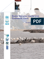 Deniz Koruma Alanlarının Ekonomik Boyutu