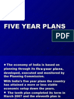 latest 5 year plan in india