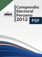 Compendio Electoral Peruano 2012