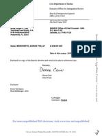 Adrian Phillip Moncrieffe, A038 581 600 (BIA Dec. 30, 2013)