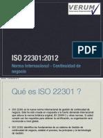 Pp Iso 22301 - Basico 1