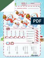 Fichas Navidad TinyTots 3