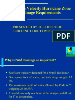 Roof Drainage | Gallon | Roof