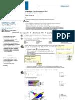 Créer des graphiques avec Excel