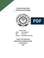 LAPORAN PRAKTIKUM (2)
