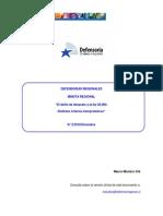 Desacato y Ley 20066