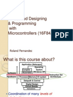 1 Introduction to Microcontrollers