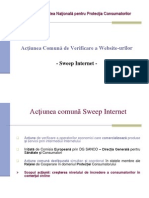 ANPC Sweep Internet Overview
