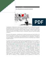 Rosa, Ilich, Recabarren y Los Usos de Lo Electoral