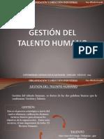 6.1. Gestión del talento humano