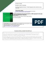 ARDL Used in Econometrics