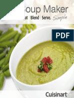 13356 Cuisinart Soup Maker