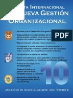 revista nueva administración organizacional #10