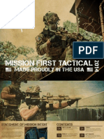 Mission First Tactical Catalog 2014