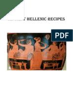 Ancient Hellenic Recipes