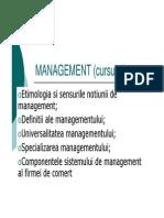 1 Management (Cursul 1)