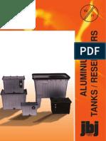 Aluminium Tanks + Accessories