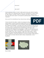 Abstract Painters on Their Work