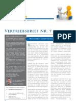 Dipeo Vertriebsbrief September 2009