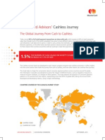 MasterCard Advisors Global Journey From Cash to Cashless