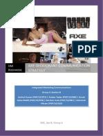 131453943 TermV IMC Axe Deodrant Communication Strategy