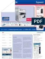 Equanet Product Guide - Spring 2009