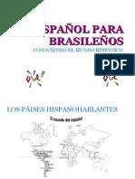 ESPANHOL PARA O ENEM - Clase 01 DE ESPAÑOL