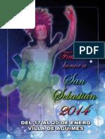 Programa S Sebastian 2014