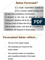 9 Sales Forcasting Final