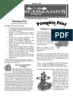 September 2013  Fleischmanns Flyer