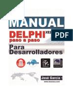 Manual Delphi Paso a Paso Xe2