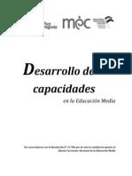 BACHILLERATO CIENTIFÍCO CON ÉNFASIS EN LETRAS Y ARTES