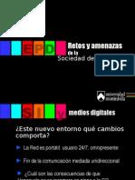 Sociedad de la Información y Periodismo Digital