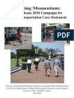 PBRI Gaining Momentum New Orleans 2010 Campaign for Active Transportation Case Statement