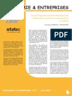 PDF Economie Et Entreprises 2 2003
