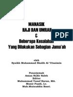 Manasik Haji Dan Umroh Al Utsaimin