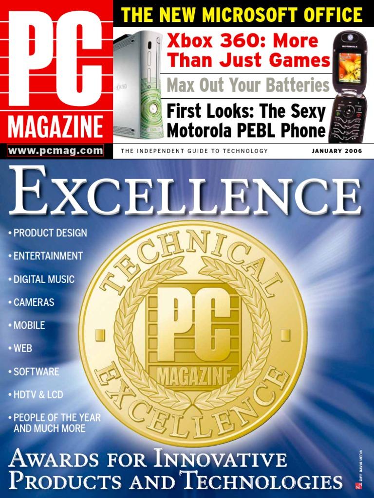 Pcgazine january2006 computer virus hewlett packard fandeluxe Choice Image