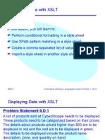 XML - Lesson 6