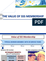 Values Ss Membership